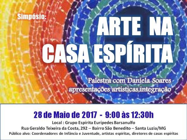 ARTE NA CASA ESPÍRITA7