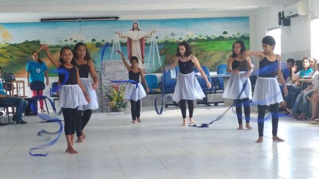 Grupo Espírita de Dança Raios de Luz_Paraíba